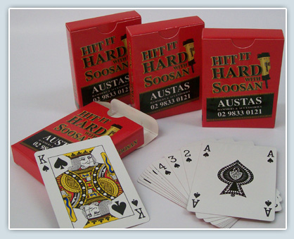 Hard Soosan Cards