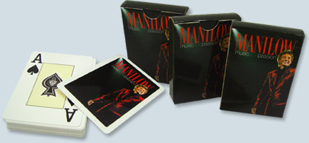 Manilow Cards