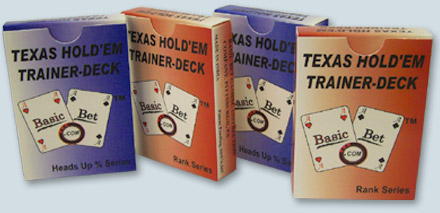 Texas Holdem Trainer Decks